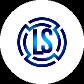 Создан логотип компании LED STYLE , работающей в области светодиодного освещения