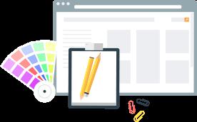 Дизайн от Webstudio Friendly это всегда уникально и функционально