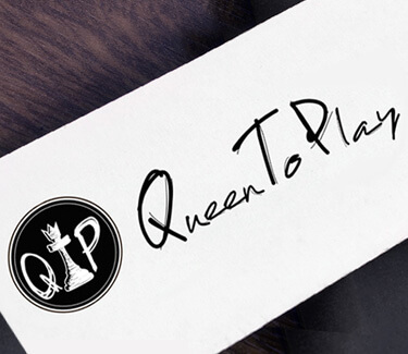 Логотип Queen To Play