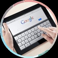Webstudio Friendly настраивает и проводит контекстную рекламу в google adwords для сайтов