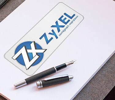 Логотип для интернет-магазина ZyXEL