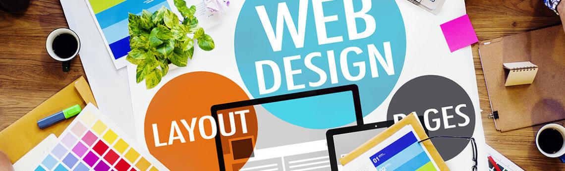 Только индивидуальнй дизайн при разработке новых сайтов
