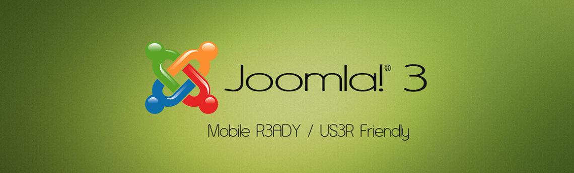CMS Joomla система управления сайтом