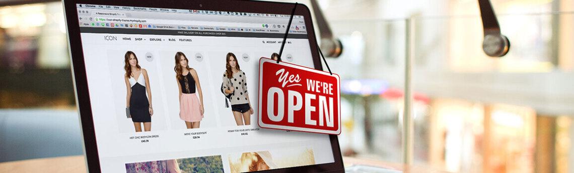 Создание интернет магазина от Friendly Design Studio