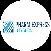 Отзыв по работе над сайтом компании Pharm Express Logistics