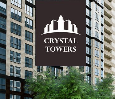 ЖК CRYSTAL TOWERS