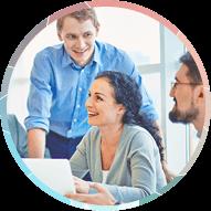 Поручите Webstudio Friendly создание корпоративного сайта компании и получите надежный инструмент для продаж