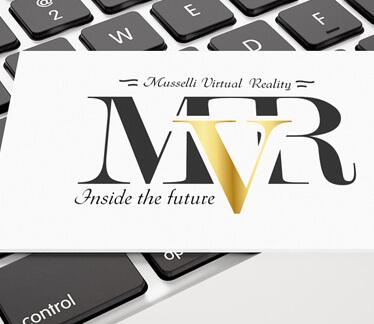 Логотип для компанії M.V.R