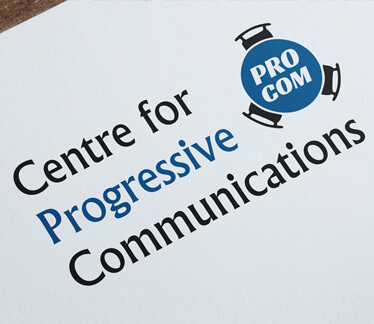 Логотип Centre for Progressive Communications