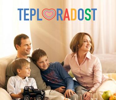 Редизайн інтернет-магазину Teploradost