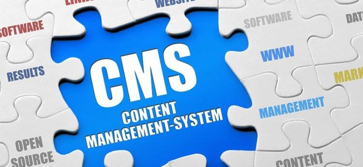 Создание сайта с помощью cms