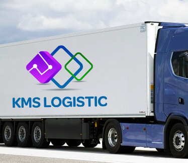 Логотип для KMS LOGISTIC